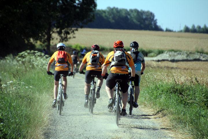 24ème Randonnée de l'Artois à Inchy en Artois