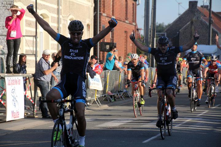 Présentation du 10ème Prix cycliste UFOLEP «  Lucien Vastesaeger »