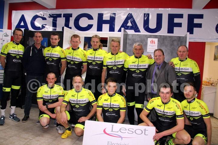 Présentation du Team 2 Méricourt 2017