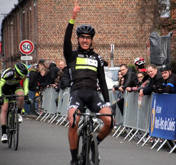 5ème Grand Prix cycliste UFOLEP de la Gaillette à Harnes ( 2ème, 4ème cat, Fem, Min et Cad )