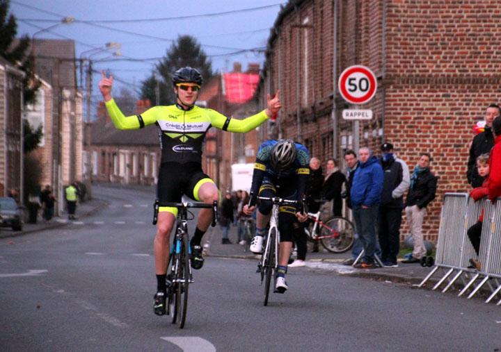 5ème Grand Prix cycliste UFOLEP de la Gaillette à Harnes ( 1ère, 3ème cat )