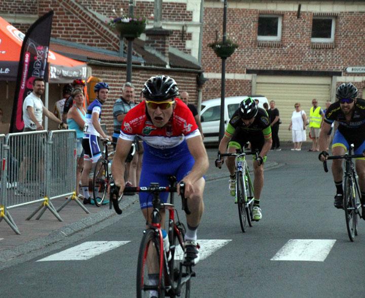 Critérium cycliste UFOLEP de Lieu St Amand ( 1ère et 2ème cat )
