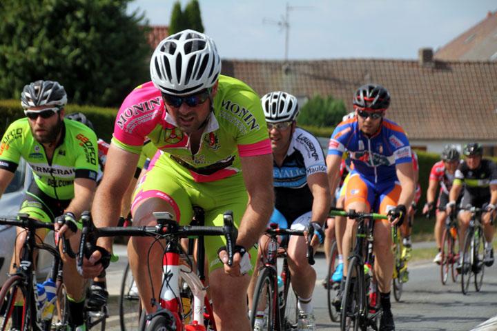 Présentation du Grand Prix cycliste  UFOLEP d'Hergnies centre