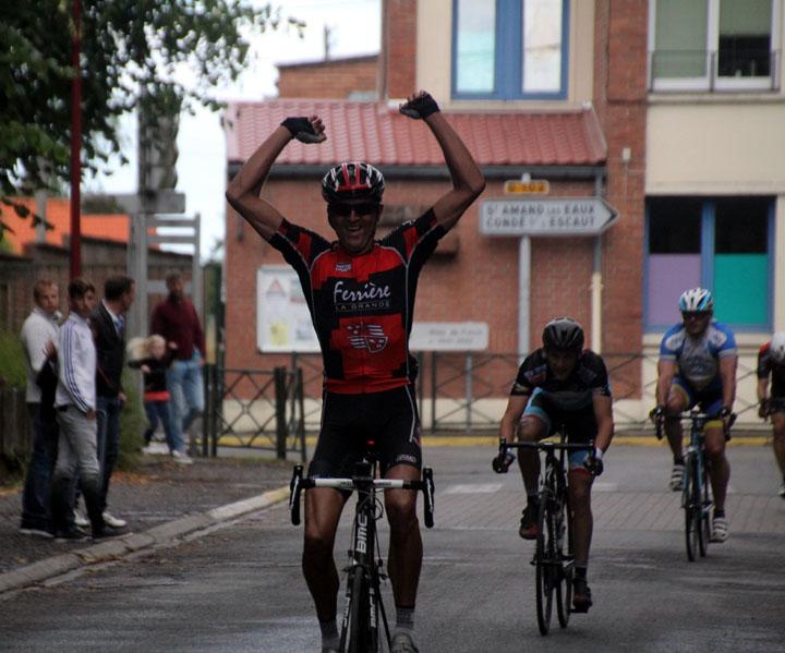 Grand Prix cycliste UFOLEP d'Hergnies centre : ( 1ère, 3ème cat et cadets  )