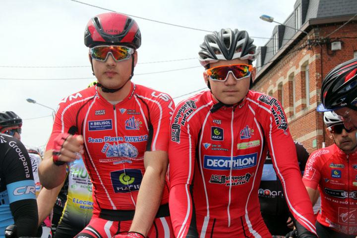 Présentation du Grand Prix cycliste UFOLEP d'Estrun