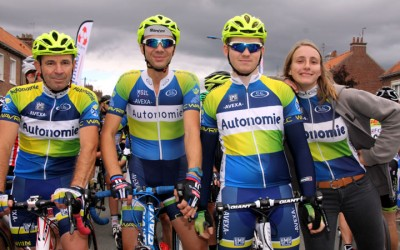 Présentation du 3ème Grand Prix cycliste UFOLEP de Wavrin