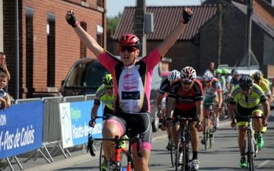 11ème Prix cycliste UFOLEP «  Lucien Vastesaeger » à Maulde ( 2ème, 4ème cat et Min )