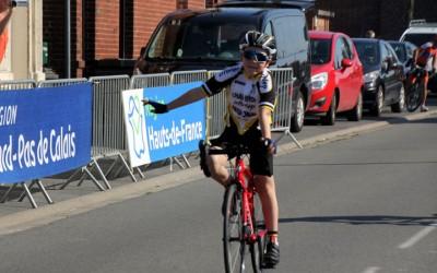11ème Prix cycliste UFOLEP «  Lucien Vastesaeger » à Maulde ( Ecoles de cyclisme )