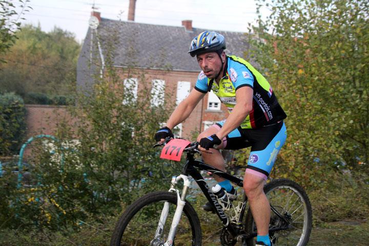 Présentation du 5ème VTT Cyclo cross Réchignien au Hameau de Rocq