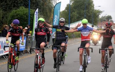 3ème Grand Prix cycliste UFOLEP de Wavrin ( 2ème, 4ème cat, Minimes, cadets )