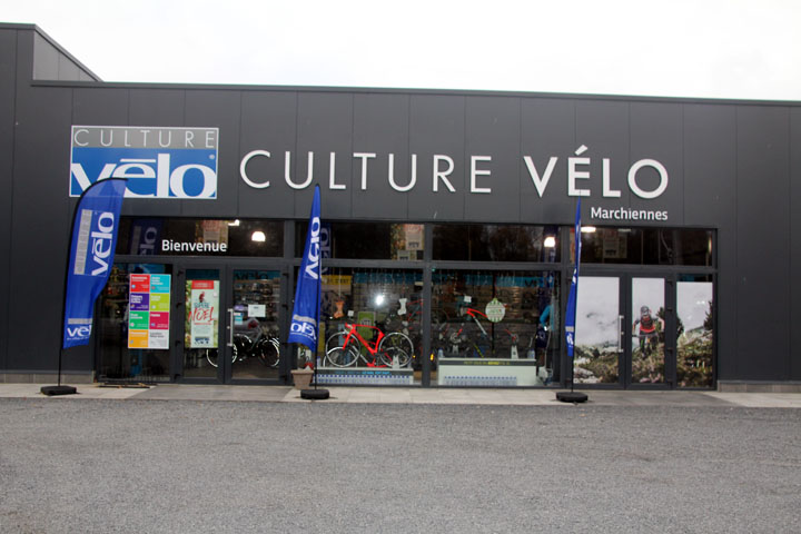 CULTURE VELO MARCHIENNES