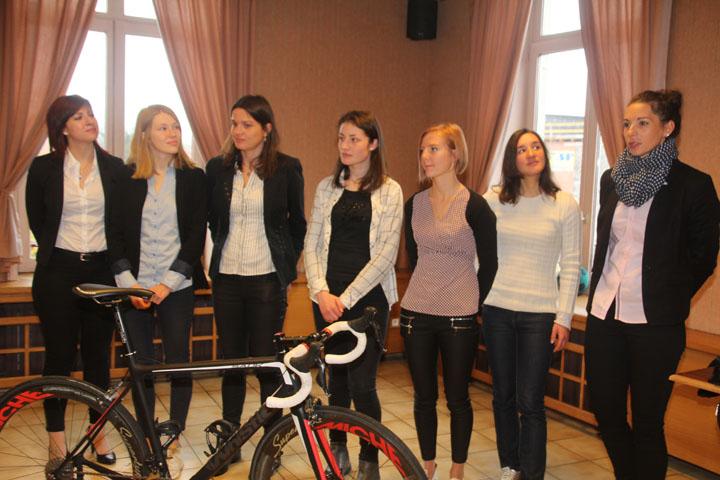 Conférence de presse : Vélo Sprint Bouchain