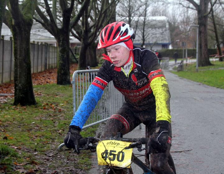 Cyclo cross VTT UFOLEP d'Armentières (  Minimes – Cadets  )