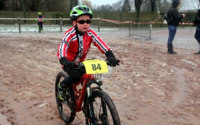 Cyclo cross VTT UFOLEP d'Armentières ( Ecoles de cyclisme )