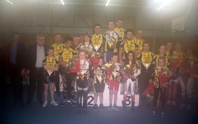Présentation du 1er Championnat régional Flandres Artois Picardie cyclo cross UFOLEP à Verlinghem