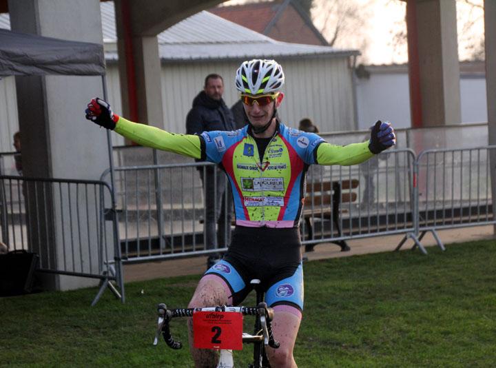 Championnat régional Cyclo cross UFOLEP ( Juniors et Séniors )