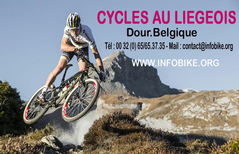 CYCLES AUX LIEGEOIS A DOUR