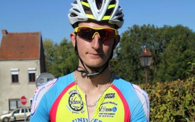 Rencontre avec Adrien Rivart ( Team Pont Sur Sambre )