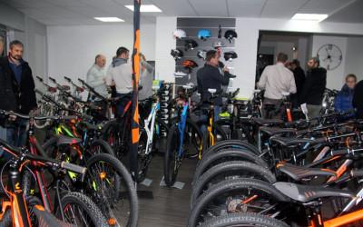Un nouveau commerce de Cycles ouvre ce Samedi à Douai