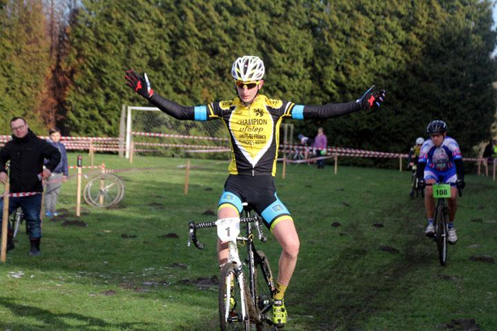 2ème Cyclo cross VTT UFOLEP d'Hornaing ( Séniors 1 2 3 cat, minimes, cadets et Féminines )
