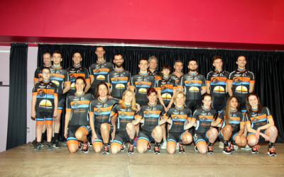 Présentation officielle du Vélo Sprint Bouchain 2018