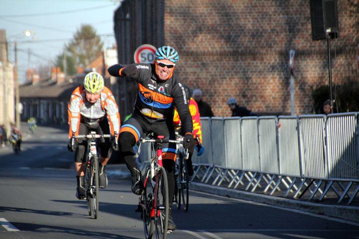 6ème Grand Prix cycliste UFOLEP de la Gaillette à Harnes ( 2èmes, 4èmes catégories, cadets, minimes )