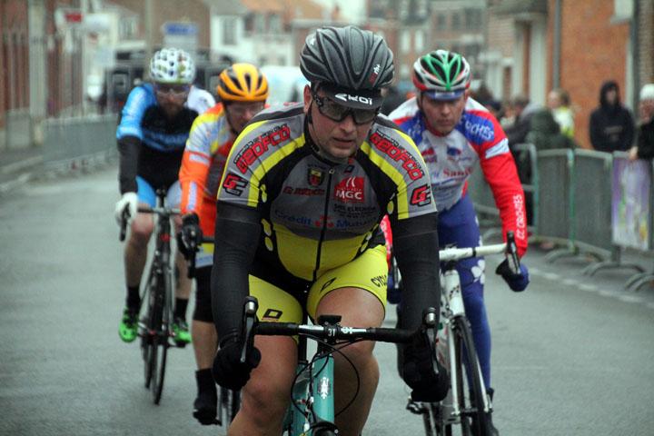 Présentation du 9ème Grand Prix cycliste UFOLEP de Fenain « Emile Broutin »