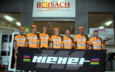 Présentation de la Team Tomasina 2018