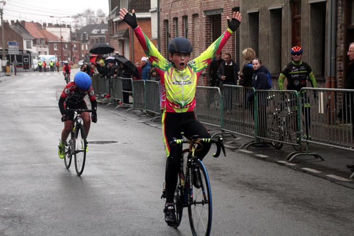 19ème Prix cycliste du Printemps UFOLEP d'Orchies ( Ecoles de cyclisme )