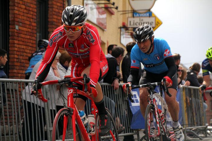 Présentation du Grand Prix cycliste UFOLEP de Gommegnies