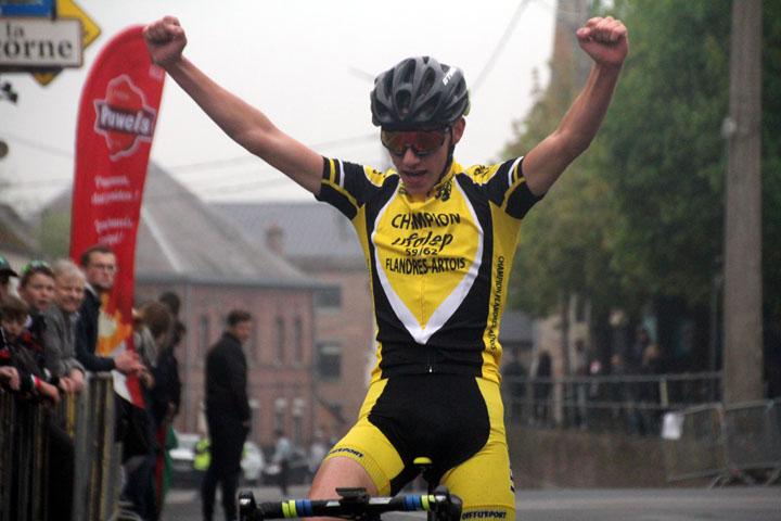 Grand Prix cycliste UFOLEP de Gommegnies ( 1ère et 3ème catégorie )