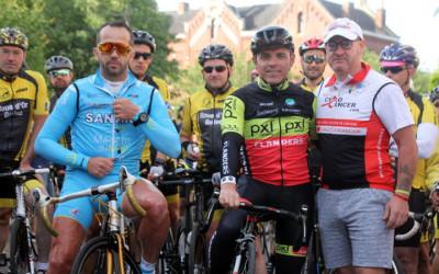 La Cyclo Cancer à Busigny