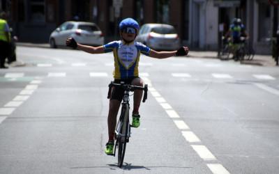 13ème Grand Prix cycliste UFOLEP de St André : ( Ecoles de cyclisme )