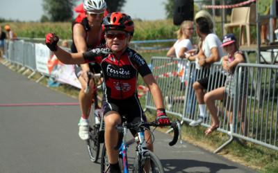 Grand Prix cycliste UFOLEP de la Bayonne à Hergnies ( Ecole de cyclisme )