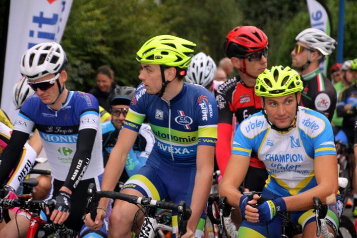 Présentation du 4ème Grand Prix cycliste UFOLEP de Wavrin