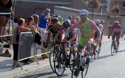 Grand Prix cycliste UFOLEP de Lieu St Amand ( 2èmes cat, 4èmes cat et féminines )