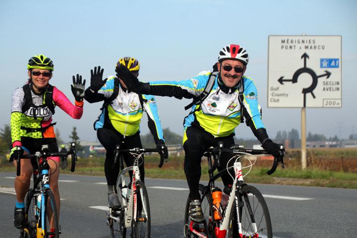 Présentation de la 40ème Ronde de la Ducasse à Flines lez Raches