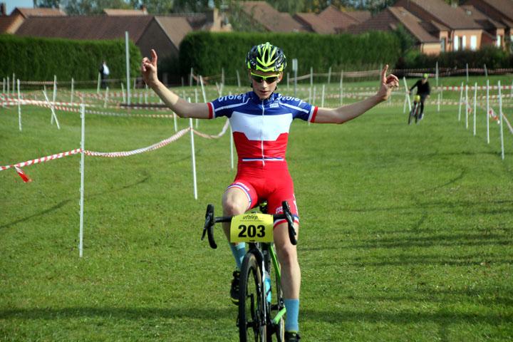 Cyclo cross UFOLEP d'Orchies : ( Minimes, cadets cyclo cross et cadets )
