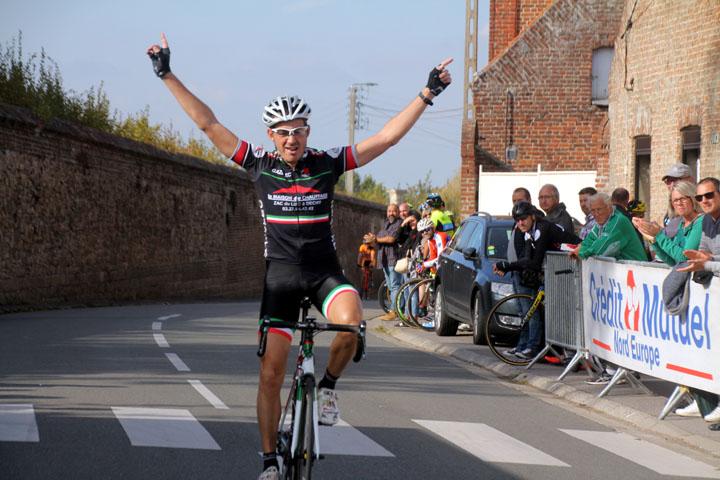 1er Prix cycliste UFOLEP de Lewarde ( 2èmes, 4èmes cat et cadets )