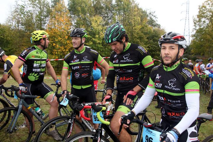 Présentation du 6ème Cyclo cross VTT UFOLEP de Bleuse Borne à Anzin