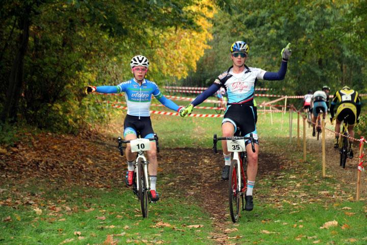 Cyclo cross UFOLEP d'Anzin ( 1ère, 2ème et 3ème cat )