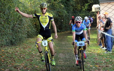 6ème Cyclo cross UF0LEP « Réchignien » au Hameau de Rocq ( 1ère, 2ème et 3ème cat )