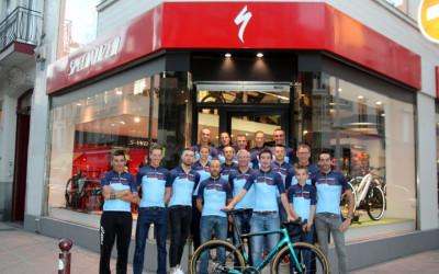 Présentation du Team Specialized Concept «  Cycles Lecolier »