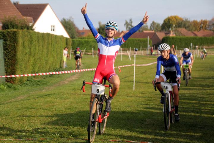 Cyclo cross UFOLEP d'Orchies : ( 1ère, 2ème et 3ème cat  )