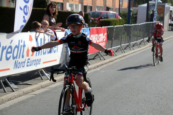 4ème Grand Prix cycliste UFOLEP de Wavrin ( Ecoles de cyclisme )