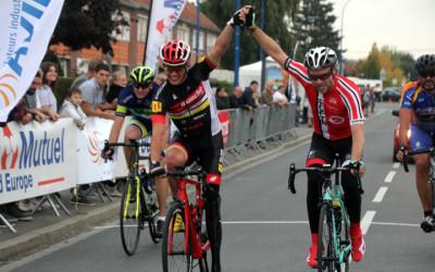 4ème Grand Prix cycliste UFOLEP de Wavrin ( 1ère, 3ème cat et féminines )