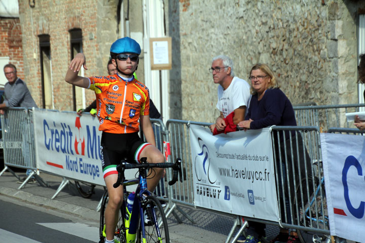 1er Prix cycliste UFOLEP de Lewarde ( Ecoles de cyclisme )