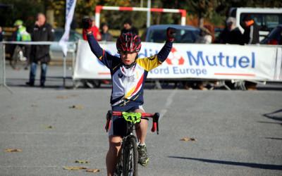 Cyclo cross UFOLEP de Bapaume ( Ecoles de cyclisme )