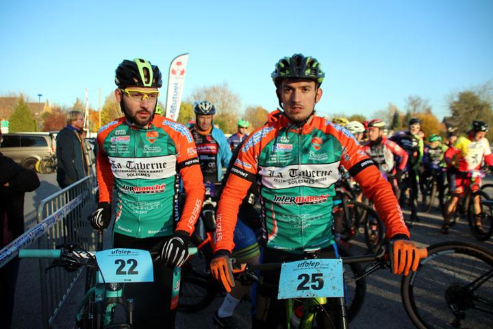 Présentation du 3ème Cyclo cross VTT UFOLEP  Michel Biron à Solesmes