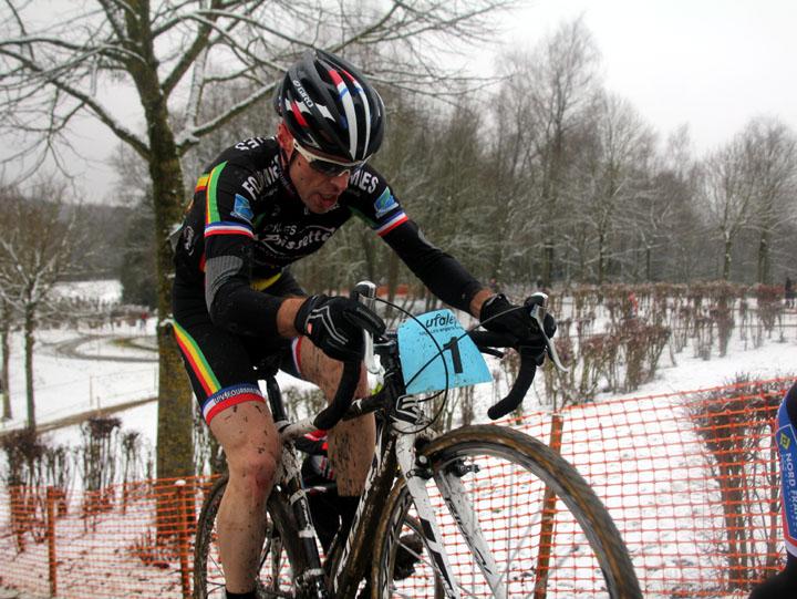 Présentation du Championnat départemental Nord l cyclo cross UFOLEP à Fourmies